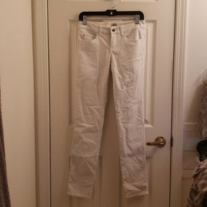 Tripp nyc White Corduroy Pants Size 5